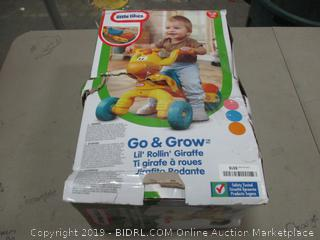 Little Tikes Go & Grow Lit Rollin Giraffe