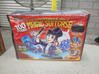 Magic suitcase factory sealed