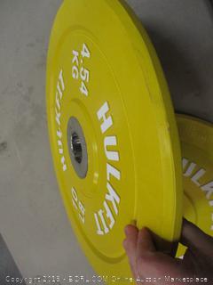 Hulk fit weights