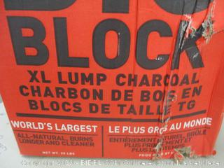 Big Block XL Lump Charcoal
