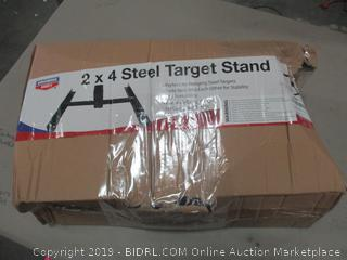3 x 4 Target Steel Stand