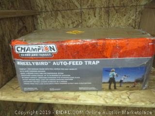 Champion Wheelybird auto Feed trap