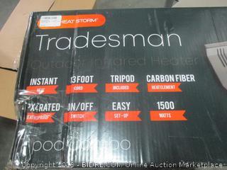 Trademan Tripod Combo