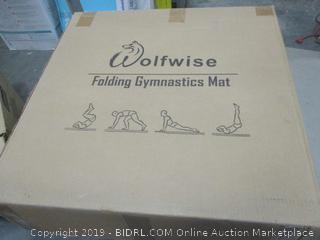 Wolfwise  Fitness Mat