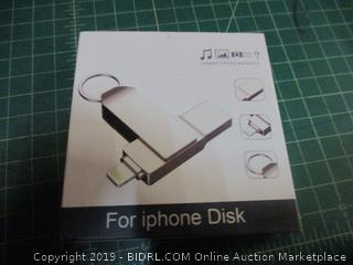 For iphone Disk factory sealed