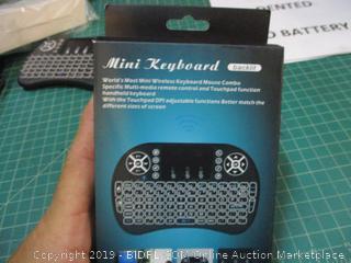 Mini Keyboard