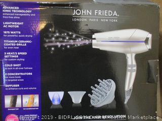 John Freida Hair Dryer