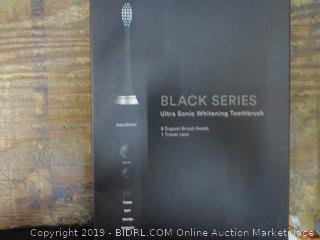 Black Series Ultra Sonic Whitening Toothbrush
