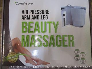 Air Pressure Arm and Leg Beauty Massager