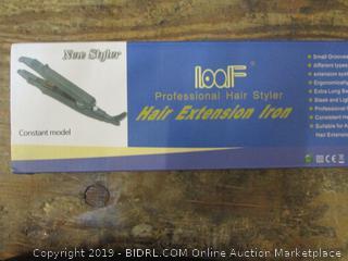 Hair Extension Iron