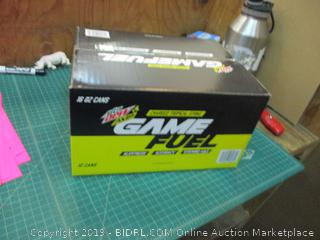 Mt Dew Amp Game Fuel Charged tropical Strike