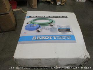 Abbott PVC Pump Hose Kit