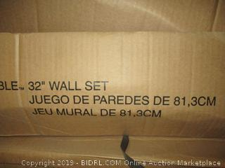 """Sterling 32"""" Wall Set"""