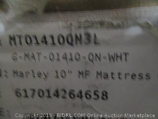 "Marley 10"" Mattress"