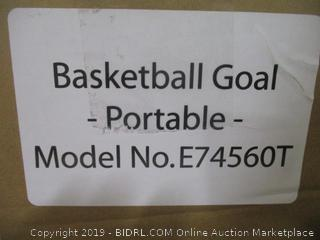 Spalding Basketball Goal Portable