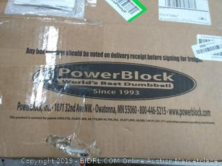 POWERBLOCK Elite 50-70 Add On Kit, Black