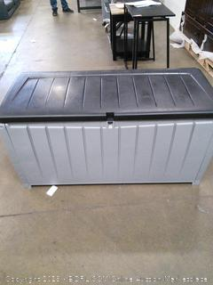 Keter 90 Gallon Outdoor Storage Unit