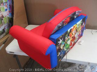 Marshmallow Fun Co -  Disneyl® Mickey Mouse Roadsters Flip-Open Sofa