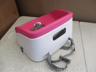 Ingenuity Todler Booster Seat (Pink)
