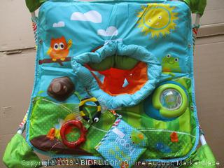 Sumer Infant - Pop 'N Jump Portable Activity Center (Missing Canopy)