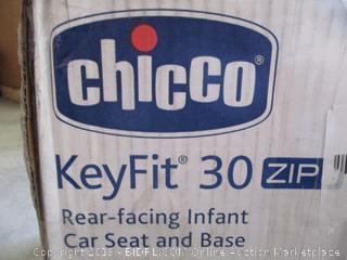 Chicco KeyFit 30 Zip - Rear-Facing Infant Car Seat and Base