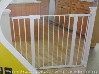 Safety 1st - Easy Install Extra Tall & Wide Baby Gate