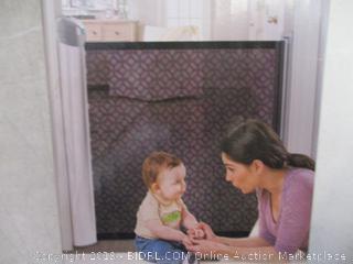 Summer Infant - Retractable Walk-Thru Baby Gate