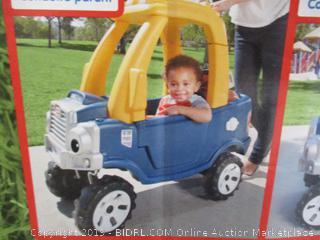 Little Tikes - Cozy Truck Ride-On