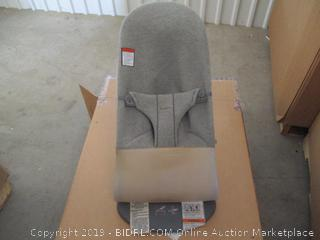 BabyBjorn Bounter Bliss Folding Baby Bouncer (Light Grey)