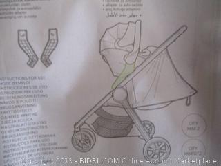 Baby Jogger Car Seat Adapter - City Mini2/City Mini GT2