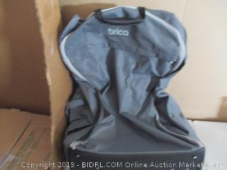 Brica - Car Seat Protector Backpack (tear near bottom, please see pictures)