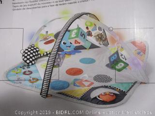 BabyEinstein - Sensory Play Space Newborn-to-Toddler Discovery Gym