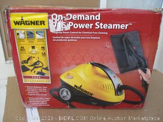 Wagner Power Steamer