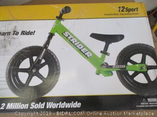 Strider  Kids Bike