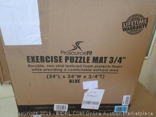 Exercise Puzzle Mat
