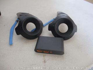 HTC Vive Virtual Reality System ($799 Retail)(Powers On, Displays Video)