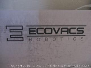 ECOVACS Deebot 610, Smart Robotic Vacuum ($260 Retail, Powers On)