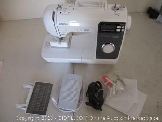 Brother ST150HDH Strong and Tough Computerized Sewing Machine ($299 Retail)