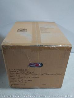 ninja foodi compact pressure cooker (online $189)