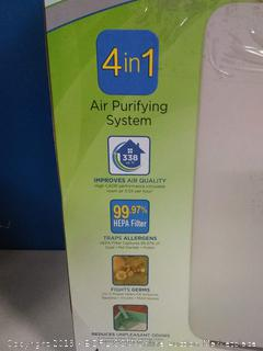 Germ Guardian High CADR True HEPA Filter Air Purifier for Home (online $217)
