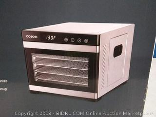 COSORI CP267-FD Premium Food Dehydrator Machine w 8 Trays(Factory Sealed)(Online $159)COME PREVIEW!!!!!