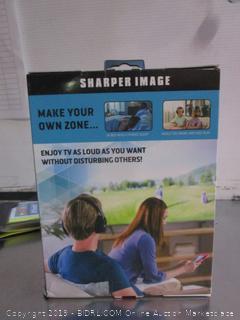 Sharper Image Headphones