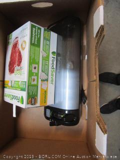 Food Saver Vacuum Sealer And Bags/Rolls