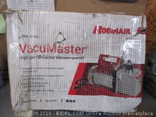 VacuMaster Pump