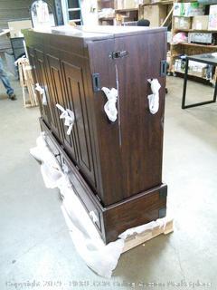 Rolling Queen Murphy Bed (Value $1699)
