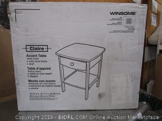 Winsome Accent Table