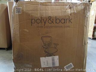 Polybark Desk Chair