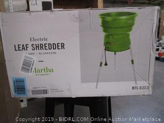 Electric Leaf Shredder