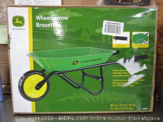 Johne Deere Wheelbarrow