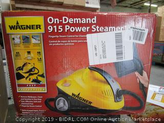 Wagner On Demand Power Steamer